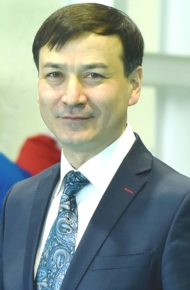 <b>АНДРЕЕВ ИВАН АППОЛОНОВИЧ</b> <br /> Вице-президент РФР, почетный президент Федерации регбола Чувашской Республики